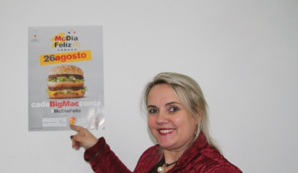Sindilojas apoia o MC Dia Feliz junto com o Rotary Parque dos Anjos