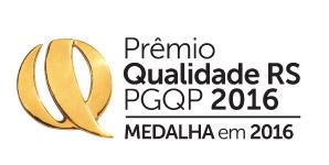 Prêmio Qualidade RS PGQP - Medalha Bronze
