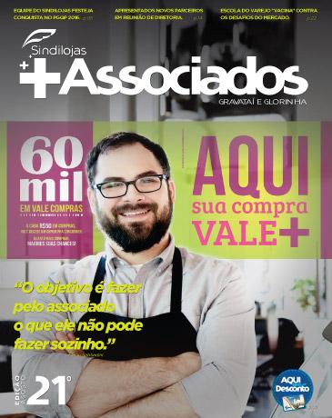 Revista Sindilojas + Associados 21ª edição