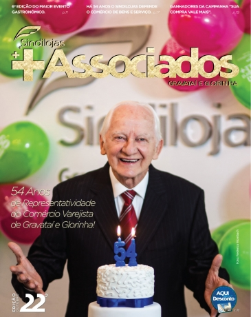 Revista Sindilojas + Associados 22ª edição