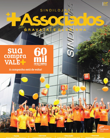 Revista Sindilojas + Associados 24ª edição